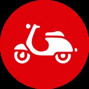moto-blanca