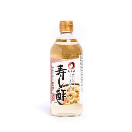 Sushi arroz cantidad vinagre