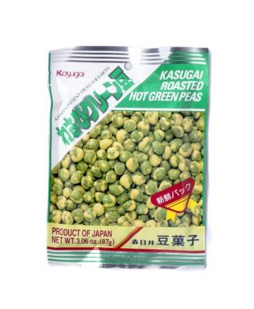 Kasugi roasted Hot green peas